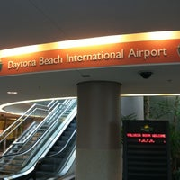 Photo taken at Daytona Beach International Airport (DAB) by 🍊Just Peachy🍊 on 3/23/2011