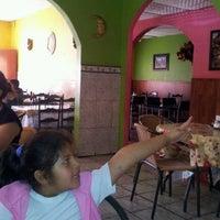 Photo taken at Restaurante San Lorenzo by Yazmina C. on 10/15/2011