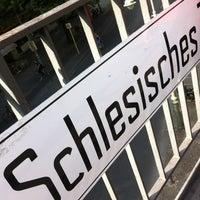 Photo taken at U Schlesisches Tor by Marc S. on 7/10/2012
