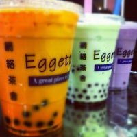 Photo taken at Eggettes by Albert A. on 4/8/2012