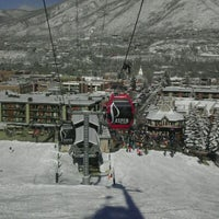 Photo taken at Aspen Mountain by a A. on 1/9/2012