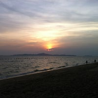 Photo taken at Dongtan Beach by Drew J. on 4/29/2012
