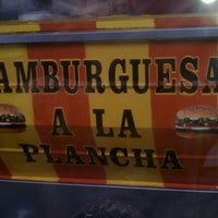 Photo taken at Hamburguesas Al Carbon by Fabian C. on 1/29/2012