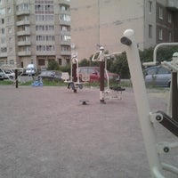 Photo taken at Турник by Leonid A. on 7/5/2012