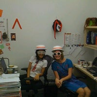 Photo taken at Rebecca and Vanessa's Office by Rebecca E. on 9/9/2011