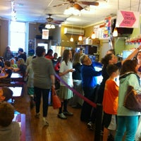 Photo taken at McCool's Ice Cream Parlour by Colleen B. on 3/21/2012