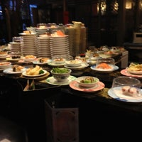 Photo taken at Sushi Hiroba by Yifan W. on 5/3/2012