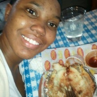 Photo taken at Dickey's BBQ Pit by Tiana T. on 3/10/2012