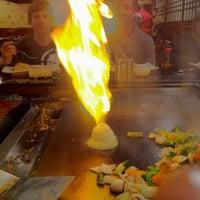 Photo taken at Fuji Sushi & Steak House by Rachael W. on 2/17/2011