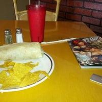 Photo taken at El Steak Burrito Taqueria Y Pupuseria by Josh E. on 9/11/2012