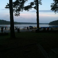 Photo taken at Lake Allatoona by Rachel C. on 8/5/2012