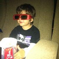 Photo taken at Deniz Private Cinecity by Nihal O. on 10/15/2011