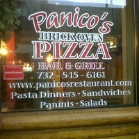 """Photo taken at Panico's Brick Oven Pizzeria by André """"roots bloody roots"""" P. on 12/13/2011"""