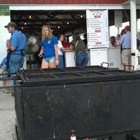 Photo taken at Iowa Pork Tent by David R. on 8/13/2011