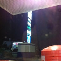 Photo taken at Gasolinera Carrefour by <empty> &. on 10/12/2011