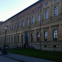 Photo taken at Alte Pinakothek by Fabian D. on 10/16/2011