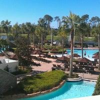 Photo prise au Hilton Orlando Bonnet Creek par John W. le11/9/2011