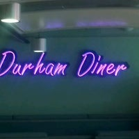 Photo taken at Durham Diner by Darcel C. on 4/26/2012