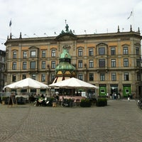 Photo taken at Kongens Nytorv by Mac F. on 7/5/2012