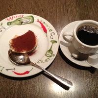 Photo taken at トラットリア カルメン 市ヶ谷店 by Tetsuji O. on 4/20/2012