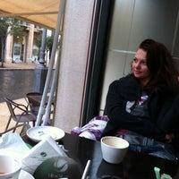 Photo taken at Rotanna Cafe by nas_anastasia on 1/6/2012