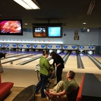 Photo taken at West Seattle Bowl by Vernon B. on 5/6/2012