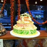 Photo taken at Alfonso's Pastry Shoppe by Marcy G. on 10/18/2011