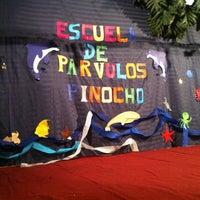 Photo taken at Escuela de Párvulos Pinocho by Jonathan M. on 5/18/2012