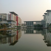 Photo taken at Taylor's University Lakeside Campus by Izzhar M. on 8/13/2012