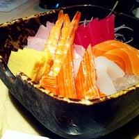 Photo taken at Tsu by Natixiar W. on 9/1/2012