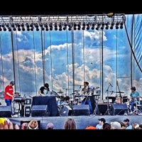 Photo taken at 2012 Beale Street Music Festival - Orion Stage by Logan on 5/6/2012