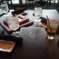 Photo taken at Vita Restaurant by Brittany on 7/7/2012