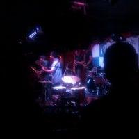 Photo taken at Wah Wah Club by David L. on 10/15/2011