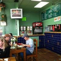 Photo taken at Tacos Al Pastor 2 by Steve H. on 1/24/2012