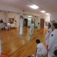 Photo taken at Maryland Fencing Club by Matt A. on 9/10/2011