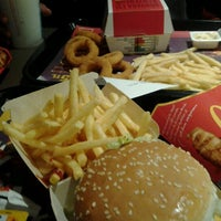 Photo taken at McDonald's by Busra M. on 11/27/2011