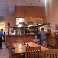 Photo taken at Khan's Grill by David S. on 2/1/2012