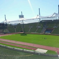 Foto scattata a Zeltdachtour Olympiastadion da Kathrin H. il 9/10/2011