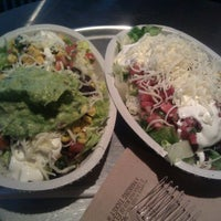 Photo taken at Chipotle Mexican Grill by Adam R. on 3/30/2012