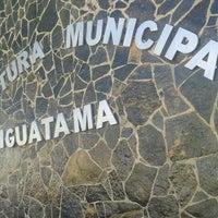 Photo taken at Prefeitura Municipal de Iguatama by Dionne G. on 3/9/2012