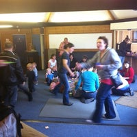 Photo taken at Spires Playgroup by Daniel M. on 10/13/2011