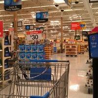 Photo taken at Walmart Supercenter by Savanna Y. on 9/23/2011