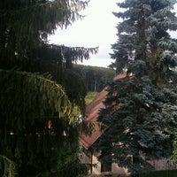 Das Foto wurde bei Pfarrheim Gablitz von Helga W. am 8/10/2012 aufgenommen