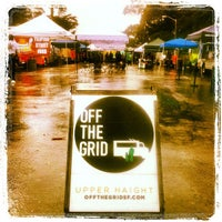 Photo taken at Off the Grid: Upper Haight by Off the Grid on 3/15/2012