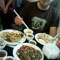 Photo taken at Chinese Noodle House 北方麵家 by Bart J. on 1/24/2012