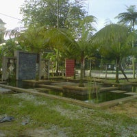Photo taken at Anjung Rimbun Nursery by Azfarr B. on 3/26/2011