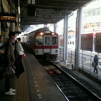 Photo taken at Yamato-Saidaiji Station (A26/B26) by Kaysuke K. on 11/13/2011