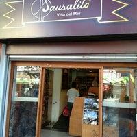 Photo taken at Chocolatería Sausalito by Güido A. on 6/23/2012
