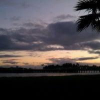 Photo taken at Coastview Inn by kumi m. on 11/21/2011