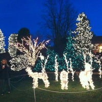 Photo taken at Peddler's Village by Mary W. on 12/3/2011